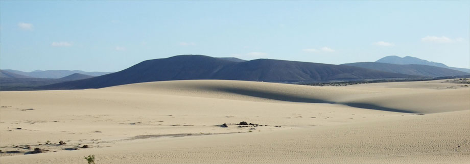 Fuerteventura where our rental villa is located